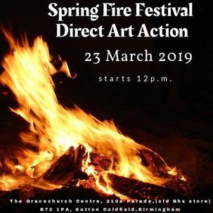 Spring Fire Festival