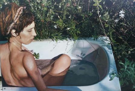 Bath 2 by Oshrat Helen Bentor