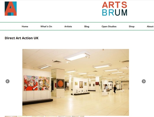 We are now featured on Birmingham A