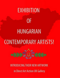 Hungarian and European art in the UK at Direct Art Action UK