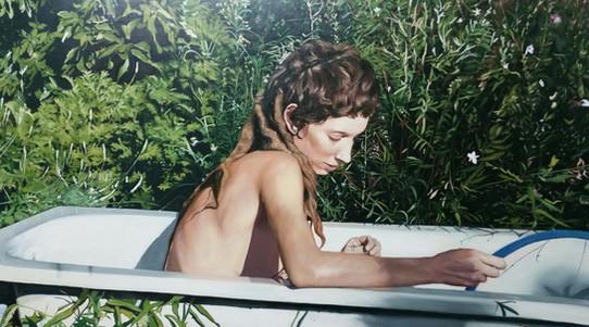 Bath 4 by Oshrat Helen Bentor