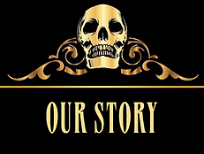 Gilded Skull Website Tiles -our story-.p