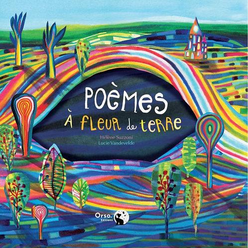Poèmes à fleur de terre