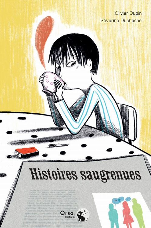 Histoires saugrenues