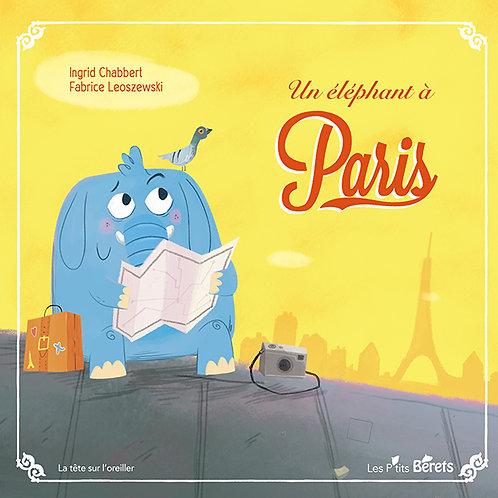 Un éléphant à Paris