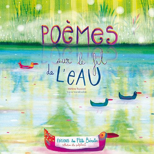 Poèmes sur le fil de l'eau