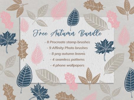Free Autumn bundle