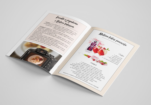 Dizajn mini knjižica