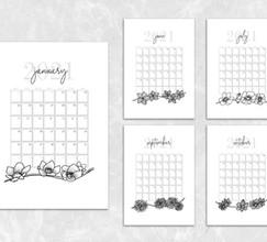 Kalendar dizajn