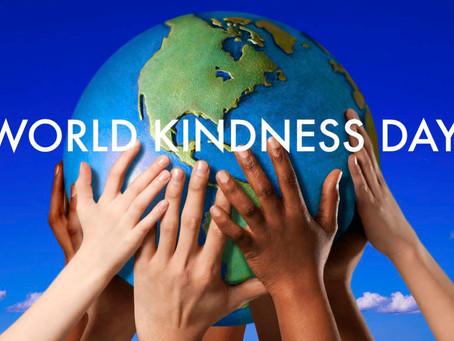 World Kindness Day 13th November 2020