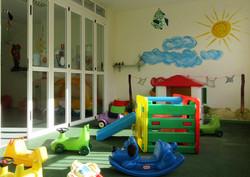 patio infantil guardería Gusyluz