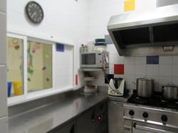 cocina centro infantil Gusyluz