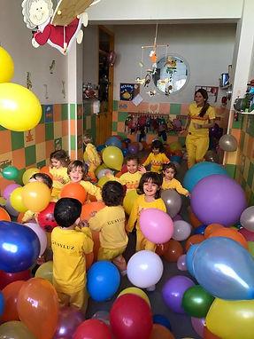 fiesta del globo educacion tenerife