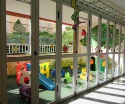 patio infantil Gusyluz