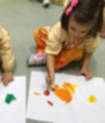 educacion infantil arte ceratividad