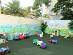 Patio centro infantil Gusyluz