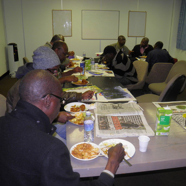 OPAM Positive eating session