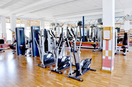 Sala de musculació i fitness - Sala de musculación y fitness