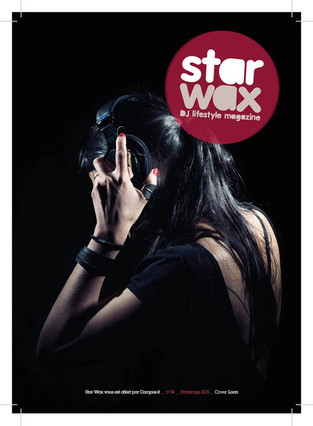 Loan in Star wax magazine (cover + itw)