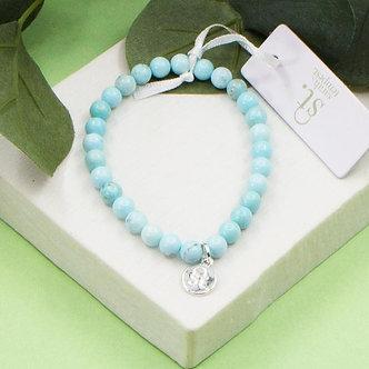 SARAH TEMNPEST - Semi precious Stone beaded Bracelet