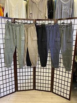 Mooi Li Cargo Pants