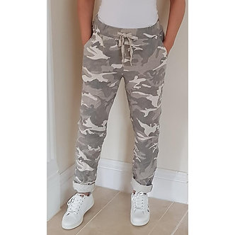 P&R STAR      Magic trousers Camouflage.