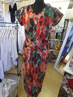 FOIL - Gorgeous multicolour floral Jumpsuit