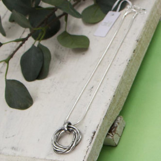 SARAH TEMPEST - Circles Necklace