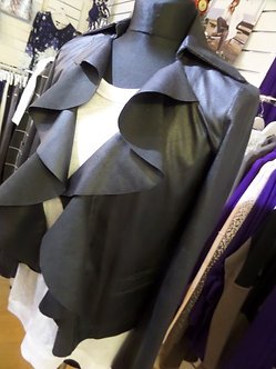 Jeff Gallano Faux Leather Jacket