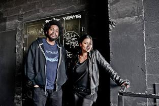 Interview Loan dans la Voix du Hip-Hop