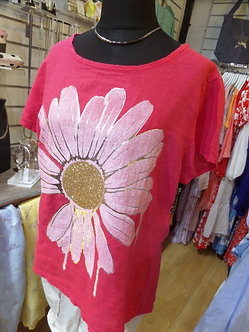 MADE IN ITALY - Lovely Daisy top