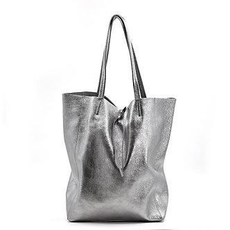 SARAH TEMPEST - Italian Leather Tote Bag