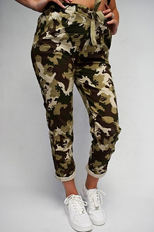 Italy Modo - Camouflage Trouser