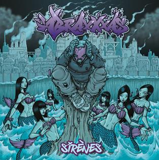 "Abraxxxas - Nouvel Album ""Sirènes"""