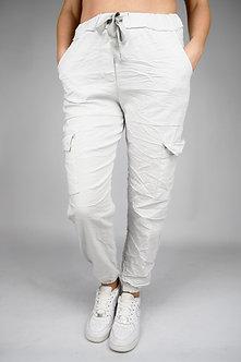 ITALIA MODA   -   Cargo style Magic Trousers