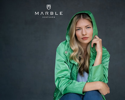 MARBLE - Lightweight shower proof Jacket