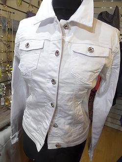 VOGGO -  White Jacket
