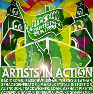 Artists in Action n°5 out now !