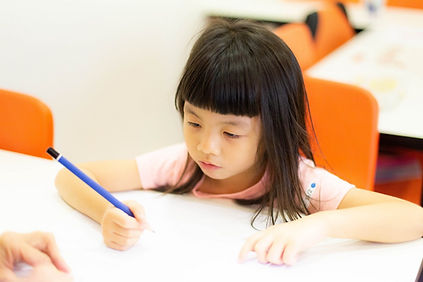 K1 English   Kindergarten 1 Programme   AGrader Learning Centre