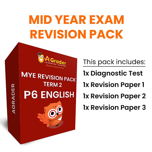 Mid Year Exam Revision Pack - P6 English (Term 2)