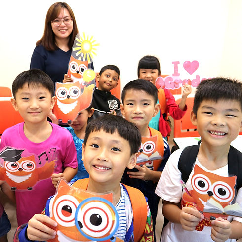 Happy students | Primary Math tuition centre Singapore
