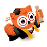 Happy Graduate Owl | AGrader Learning Centre |Primary & Secondary Tuition Centre Singapore