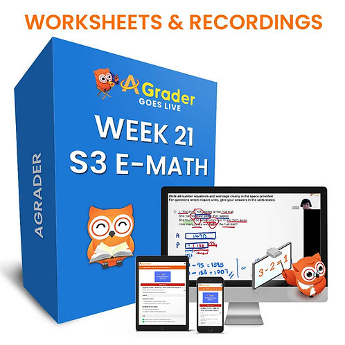 S3 E-Math (Week 21)- Topic 6.1: Similar Congruent Triangles