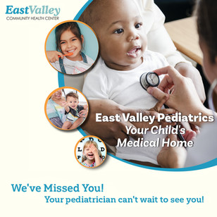 We've Missed You! Your Pediatrician Can't Wait To See You!