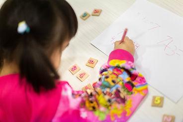 K1 Math   Kindergarten 1 Programme   AGrader Learning Centre