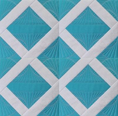 Infinity Quilt Block