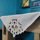 Cutwork Linen Embroidery