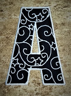 Magic Applique Monogram