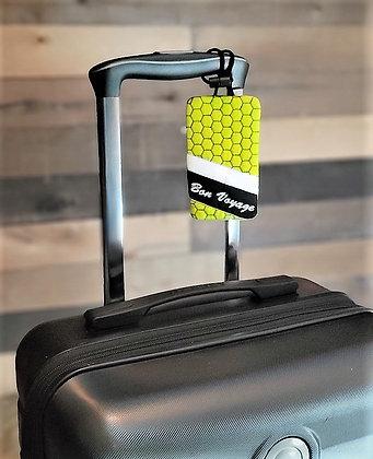 Milestone Luggage Tag