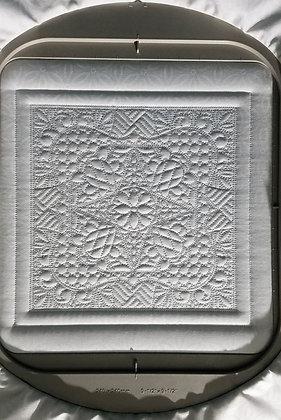 Textured Quilt Block
